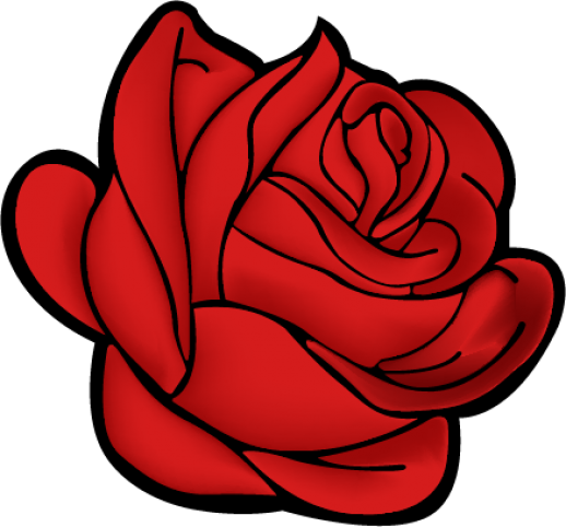 Red Rose Vector - AI - Free Graphics download - ClipArt Best ...