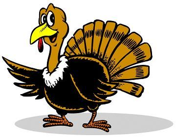 Turkey Cartoon Pictures For Thanksgiving - ClipArt Best