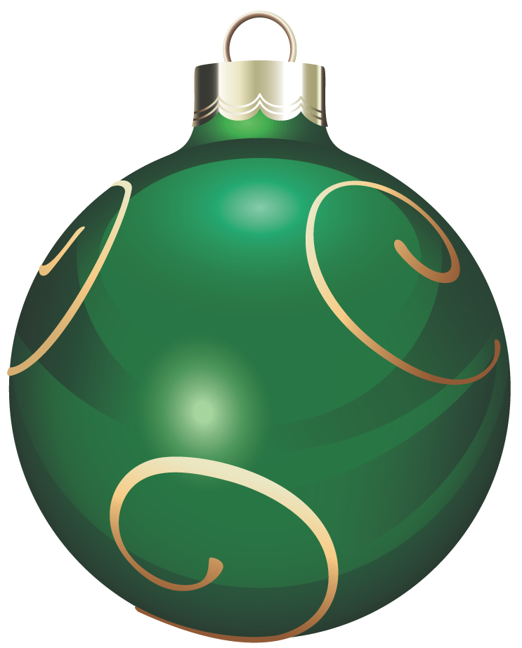 Christmas Ball Clip Art - Cliparts.co