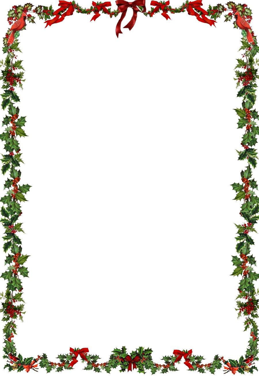 holiday clip art free borders - photo #47