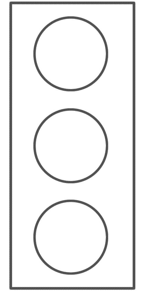 peace sign template