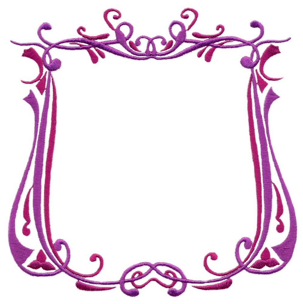 Fancy Border Clip Art - Cliparts.co Fancy Color Border