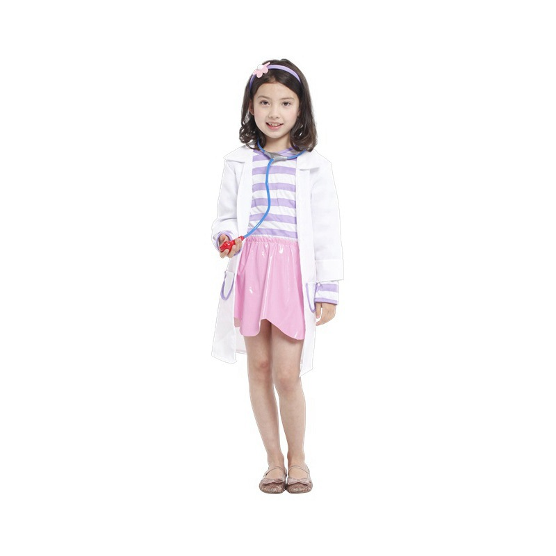 Popular Kids Doctor Coat-Buy Cheap Kids Doctor Coat lots from ...