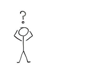 confused stick figure cliparts co Confident Person Nervous Person