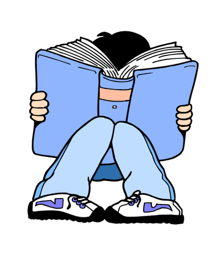 clipart of summer reading - photo #10