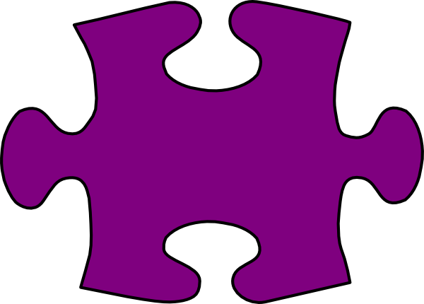 Jigsaw Puzzle Piece Clip Art - Cliparts.co