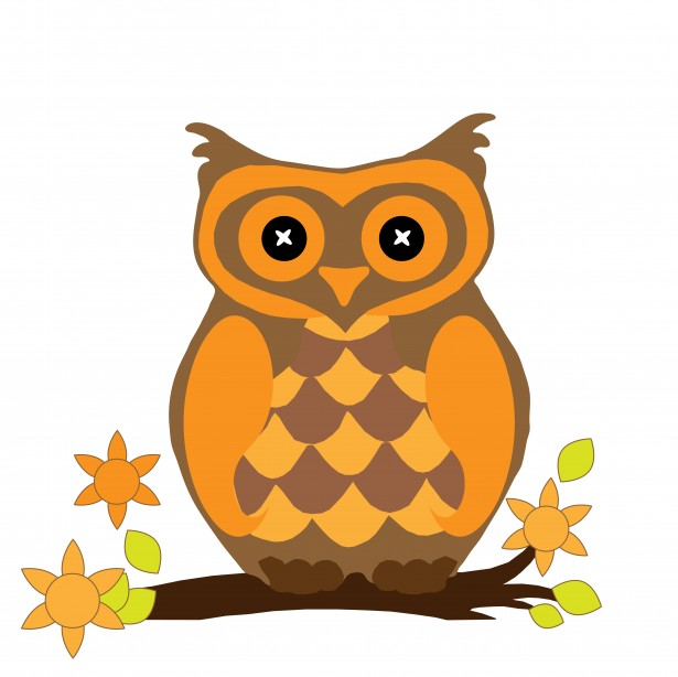 Fall Owl Clipart | Clipart Panda - Free Clipart Images