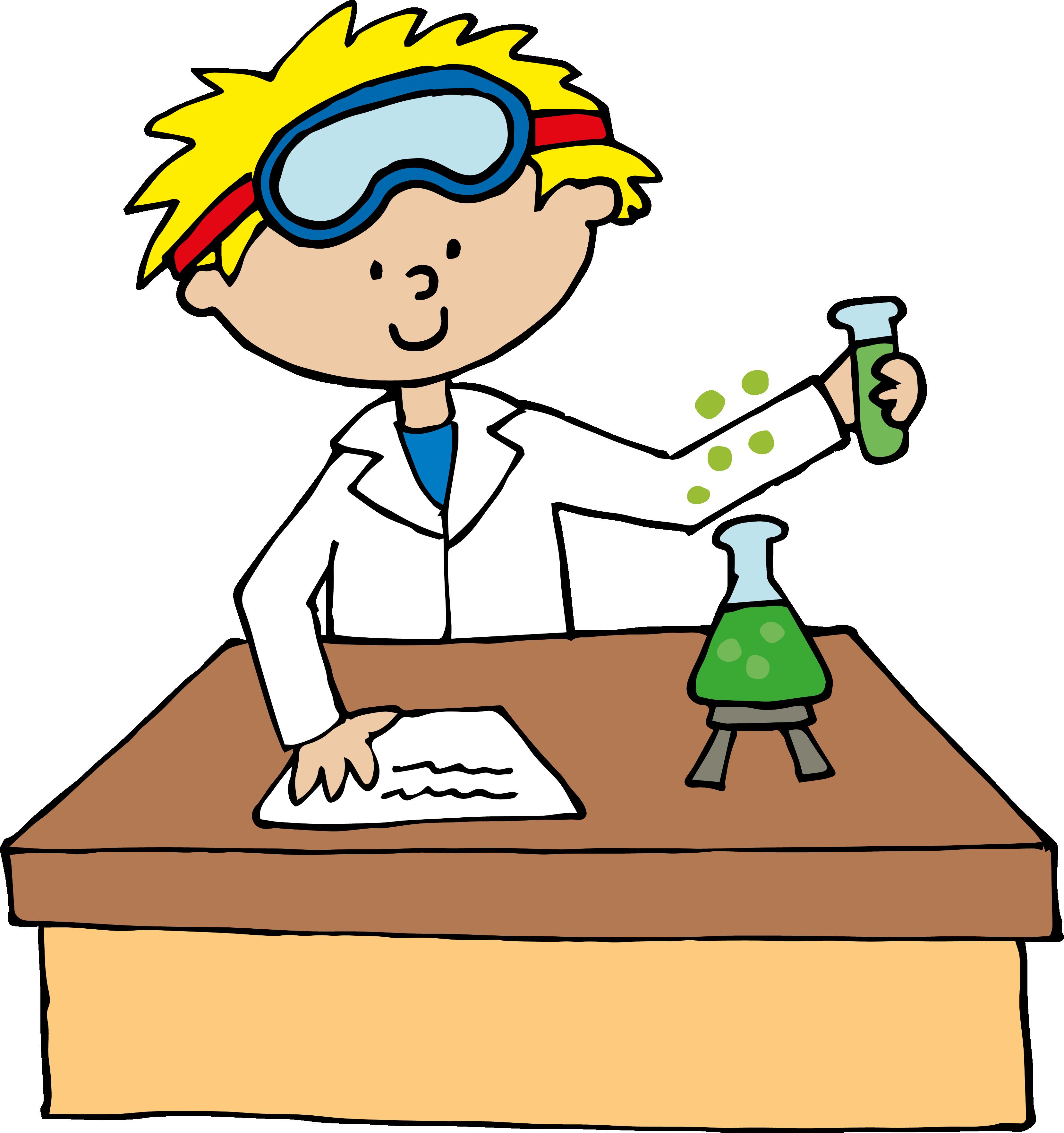 Scientist Clipart - ClipArt Best