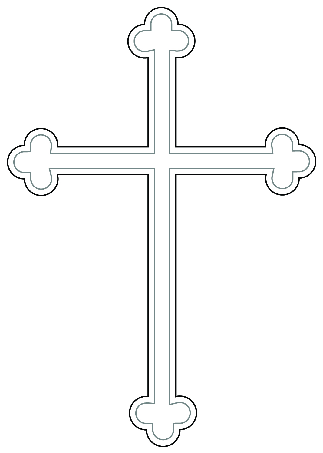 Baptism Cross Clip Art - Cliparts.co