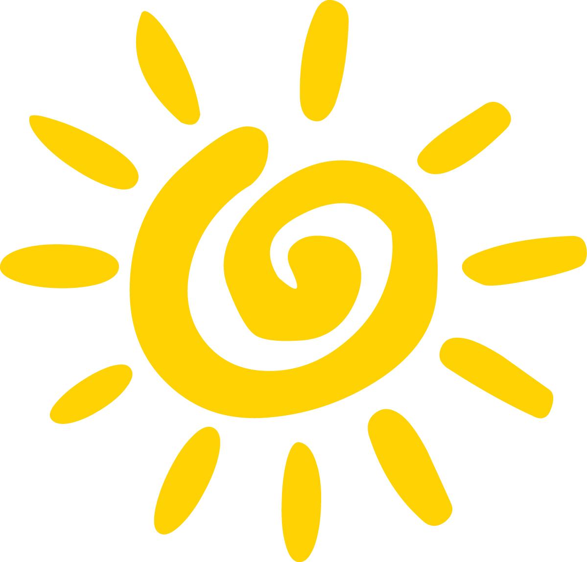 Image result for cartoon sunshine