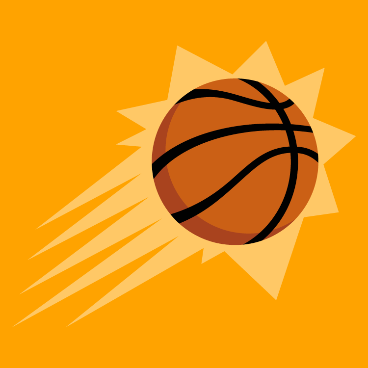 ColorWerx: Phoenix Suns (NBA) 2013-2014 sRGB-Optimized Graphics