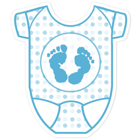 Baby Feet Template - Cliparts.co