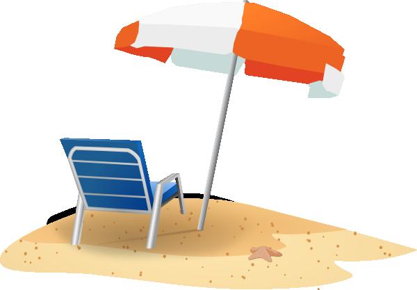 Clip Art Beach Chair - Cliparts.co