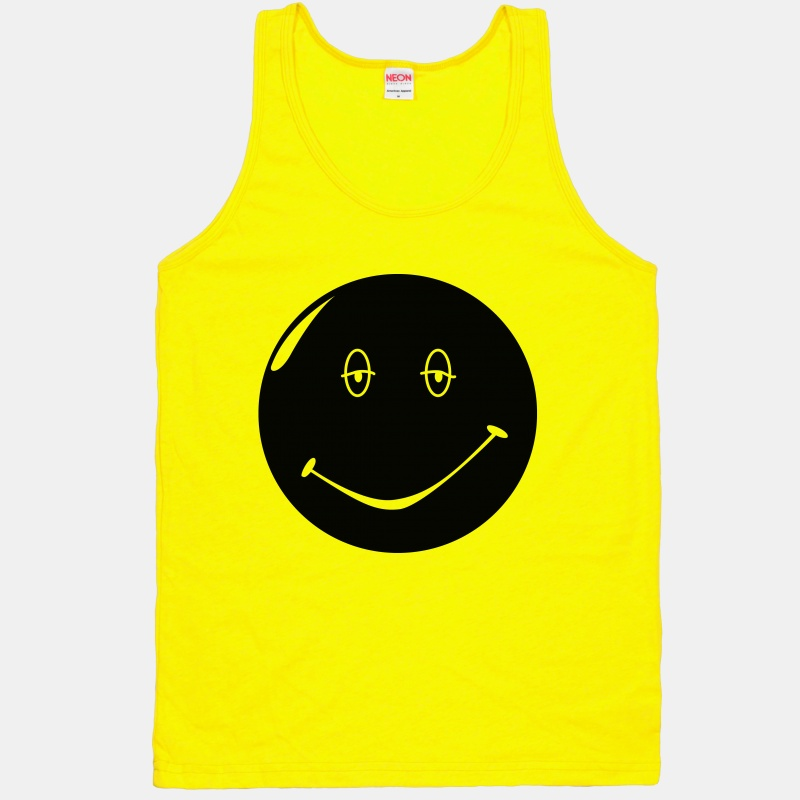 Dazed and Confused Stoner Smiley... | T-Shirts, Tank Tops ...