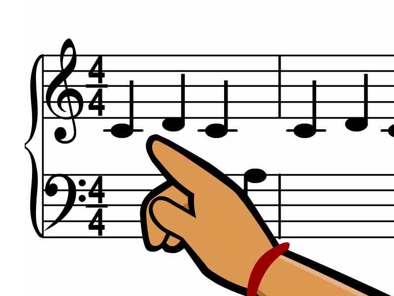 Music Notes Symbols Clip Art - Cliparts.co