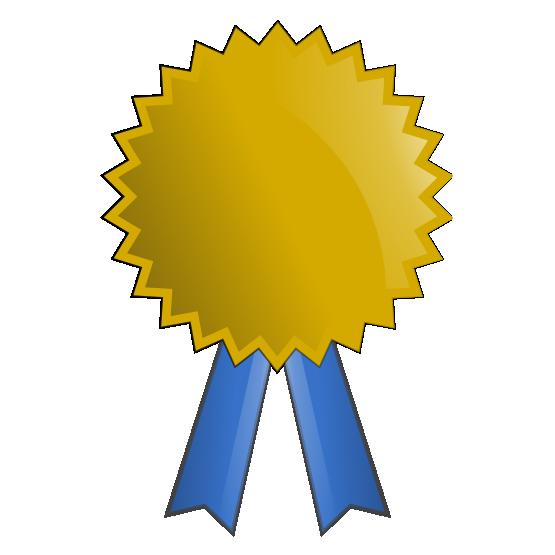 Free to Use & Public Domain Award Clip Art