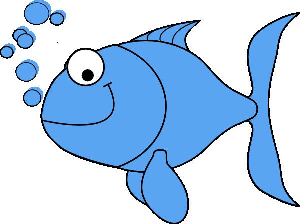 Clipart Of Cartoon Fish
