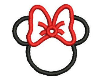 Minnie Mouse Ears Clip Art Cliparts Co