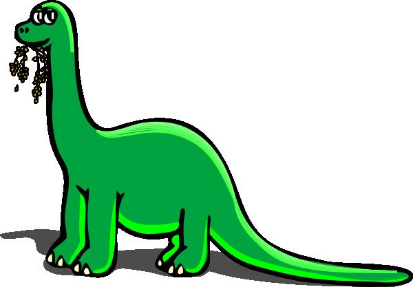 Dino clip art Free Vector / 4Vector