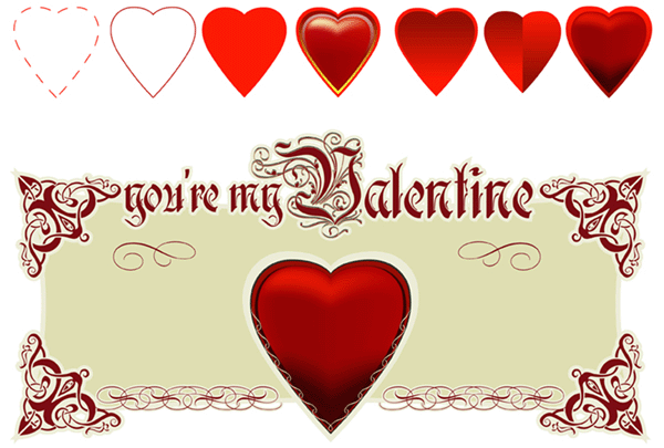 Free Vector Valentine's Day | Download Free Vector Art Graphic ...