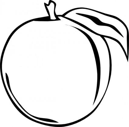 Apple Coloring Fruit clip art Vector clip art - Free vector for ...