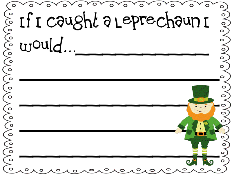 First Grade Funtastic: St. Patrick's Day Pack