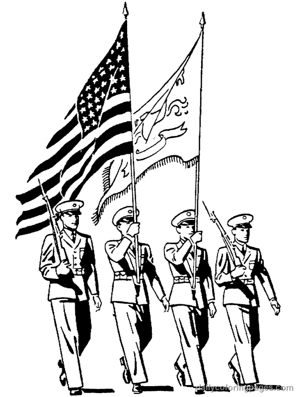 Veterans Day Coloring Pages – 600×800 Coloring picture animal and ...