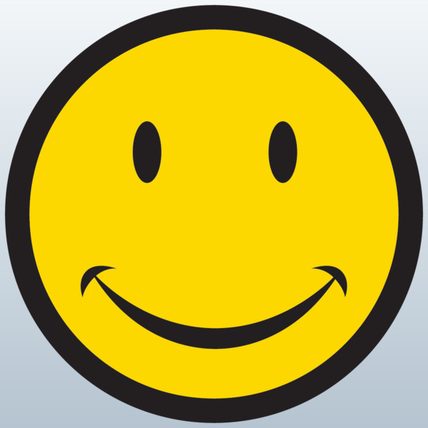 Smiley Face 3d - Cliparts.co