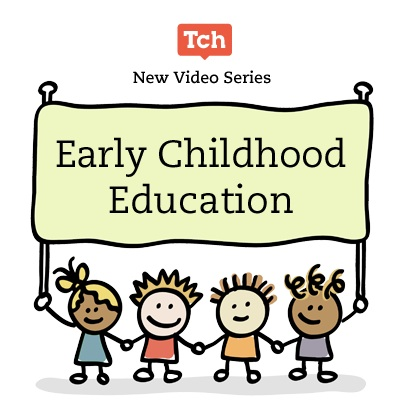 Early Childhood Education all the write type online