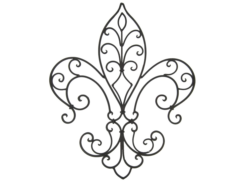 Exhilarating image within fleur de lis printable