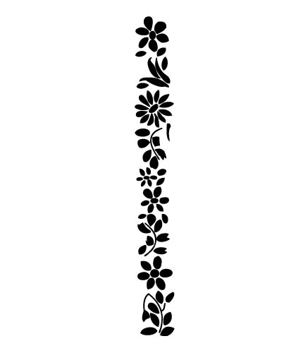 free black and white clip art borders - photo #35