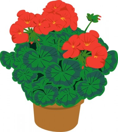Flower Pot clip art Vector clip art - Free vector for free download