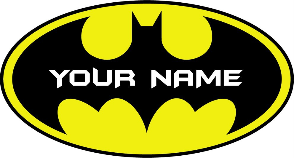 Picture Of Batman Logo