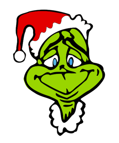 The Grinch Clip Art Grinch Clip Art Free - ClipArt Best