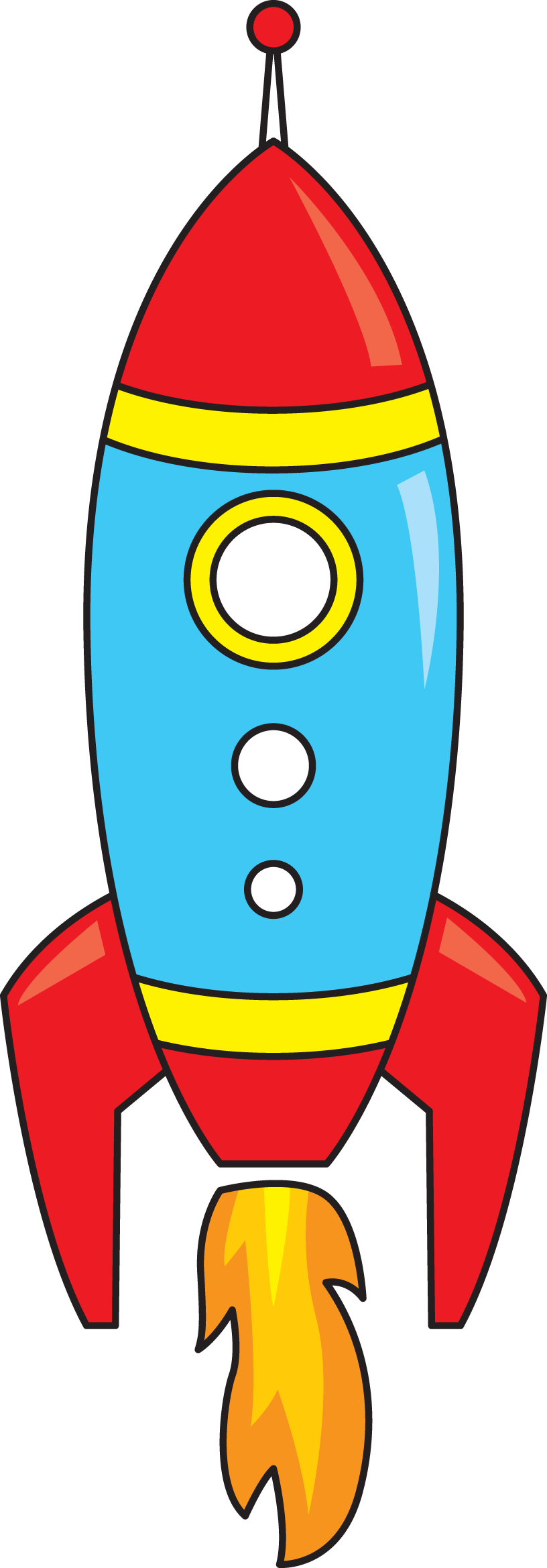 space ship clip art - photo #27