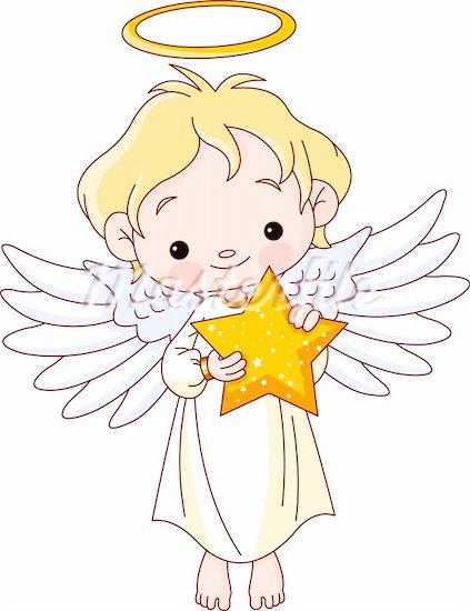 cartoon angel clipart - photo #8