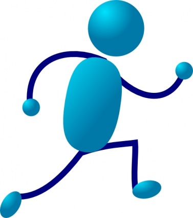 Crowd Of People Running Clipart | Clipart Panda - Free Clipart Images