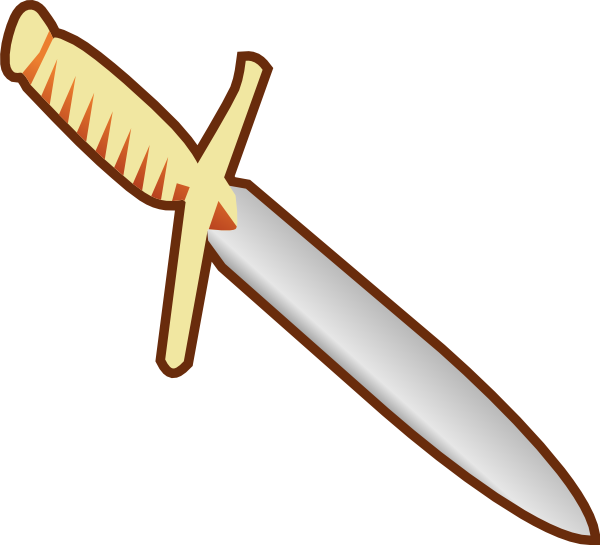 Cake Knife Clipart : Knife Clipart - Cliparts.co