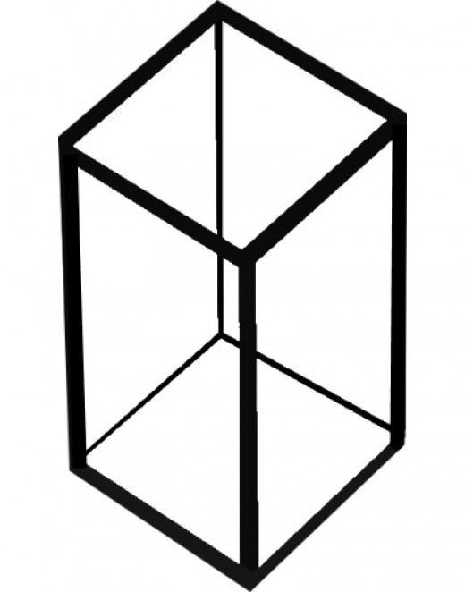 rectangular prism clip art cliparts co Triangular Prism Rectangular Prism Net