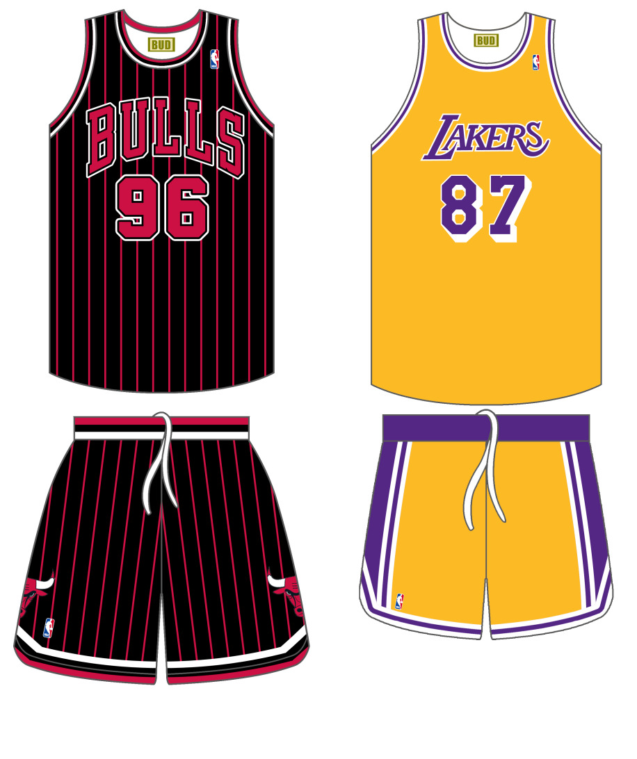 The Basketball Uniform Database