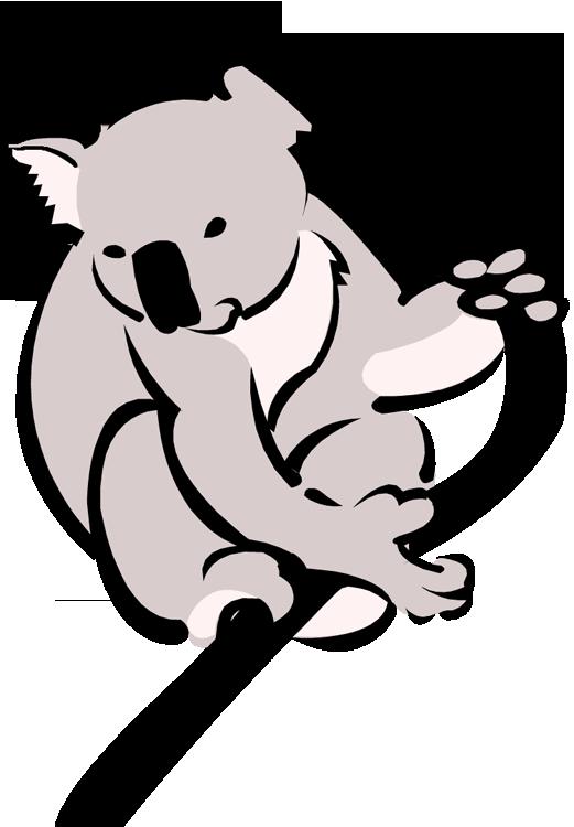 Koala Art And Design : Koala bear clip art cliparts