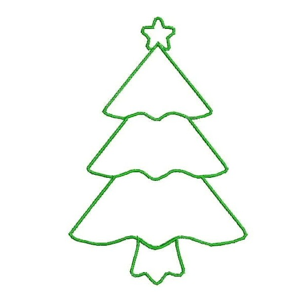 66 images of Christmas Tree Outline . You can use these free cliparts ...