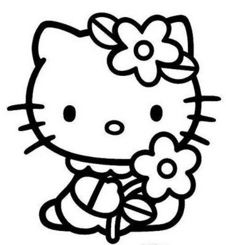 Hello Kitty Clip Art - Cliparts.co
