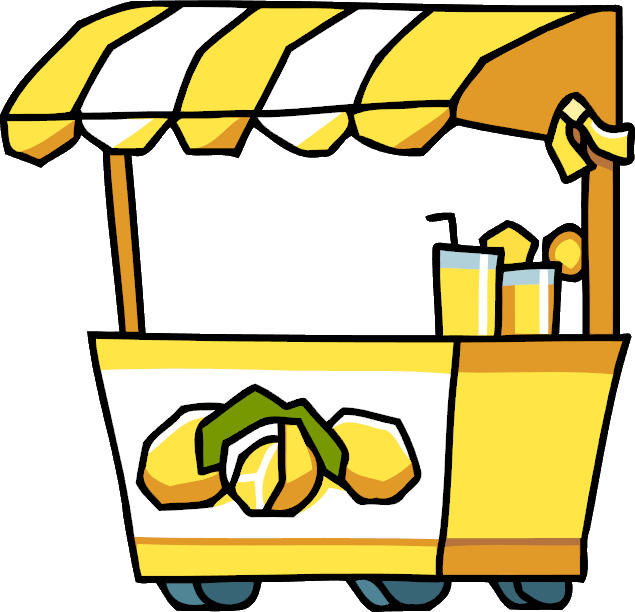 Lemonade picture for Animation stand