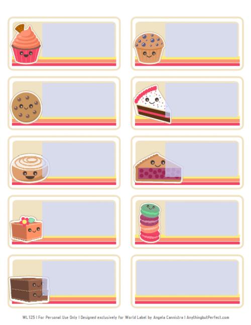 Free printable bake sale flyers clipartsco for Bake sale labels