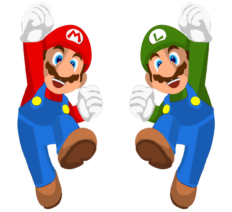 Mario And Luigi Clip Art Pictures - ClipArt Best - ClipArt Best