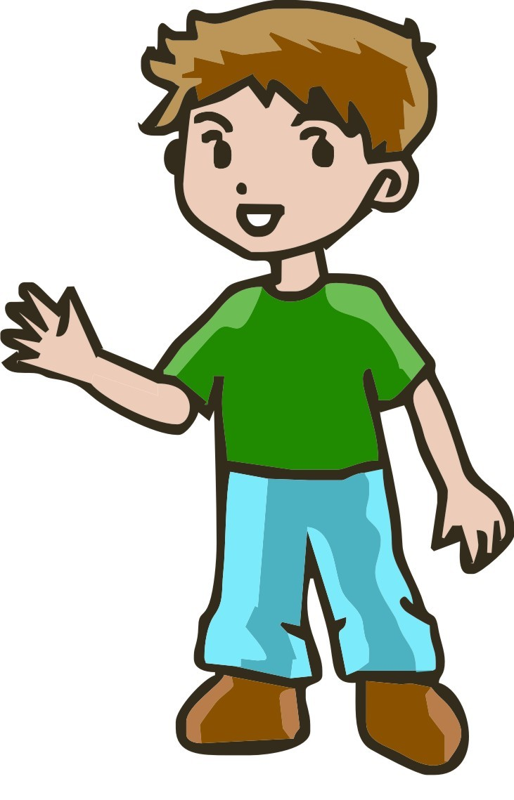 Person Talking Clipart - Cliparts.co