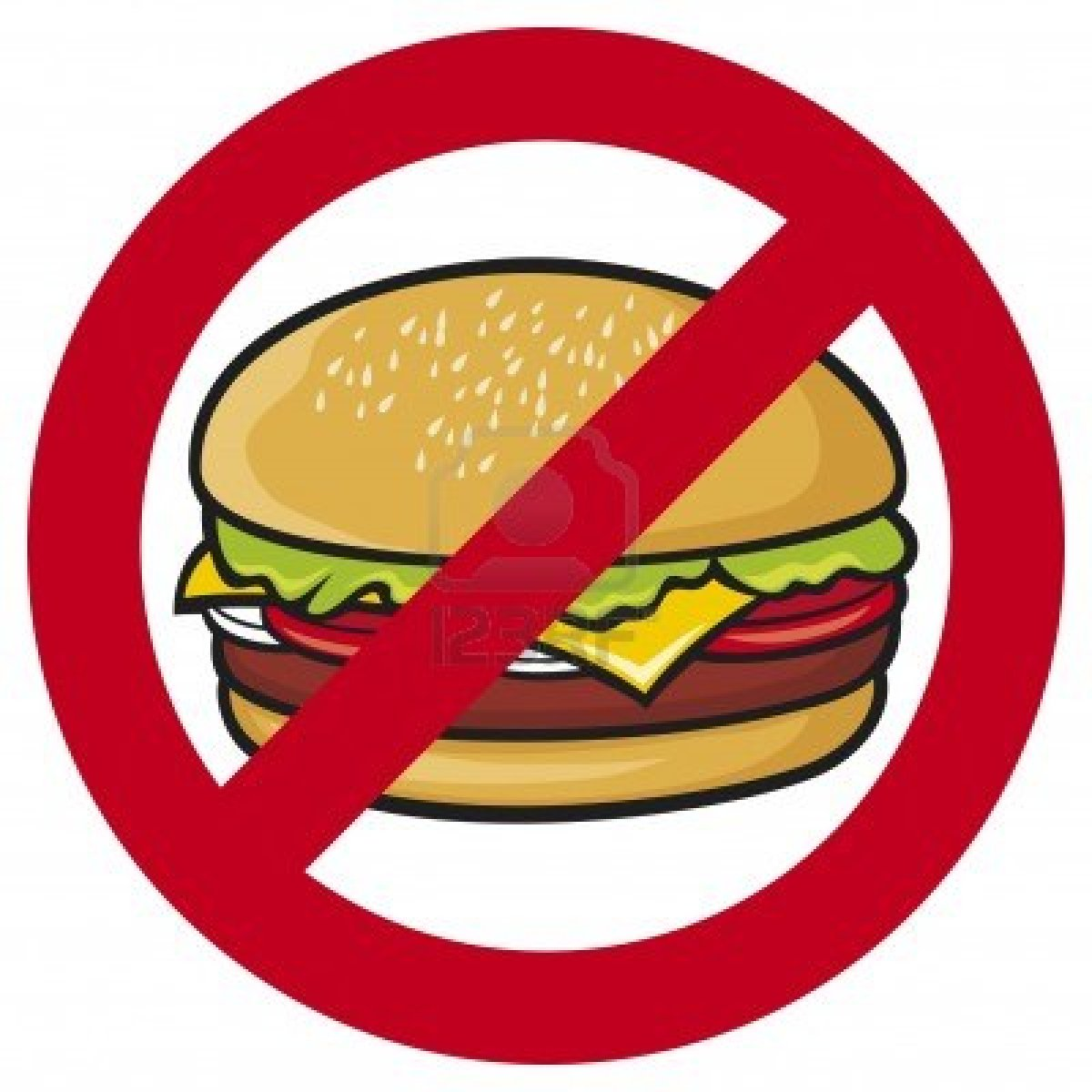 Danger Fast Food