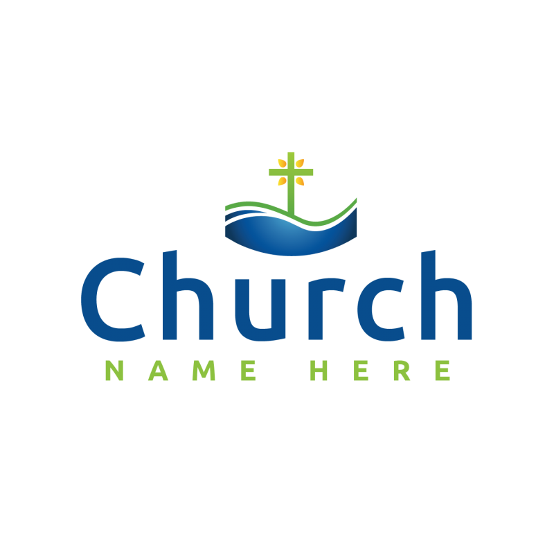 Standard Church Logos  The Best Church Logo Design for Sale