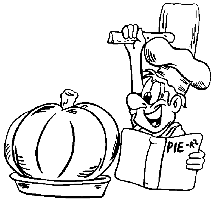 coloring pages cooked turkey - photo#22